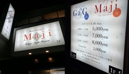 八王子人気No.1ピンサロ店「マジギャグ」体験談!フリーでランキング1位の子が出てきた件