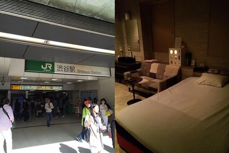 篠崎愛と同じGカップ嬢からパイズリ初体験!渋谷ホテヘル「スマイル」に行ってきた