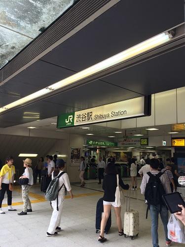 アダルトVR 渋谷駅