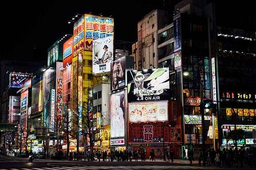 東京リフレ街