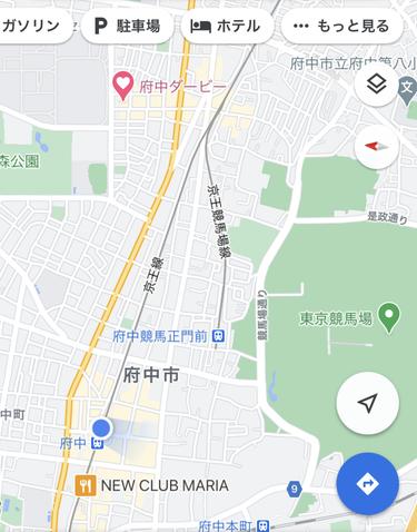 府中市地図