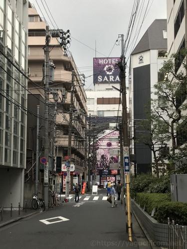 錦糸町ラブホテルSARA